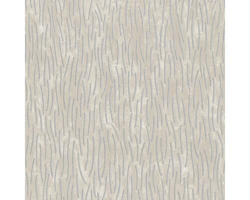 Papier peint intissé 84875 Memento rayures beige