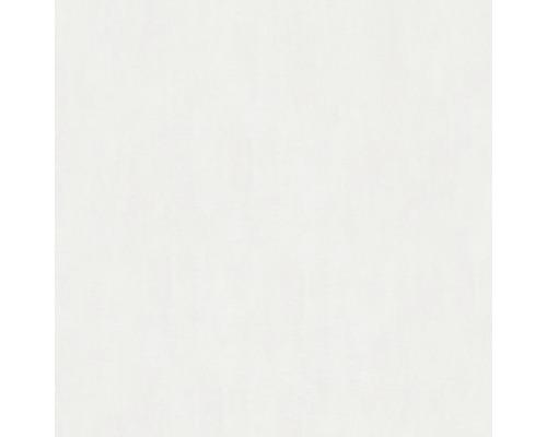 Papier peint intissé 84878 Memento uni blanc