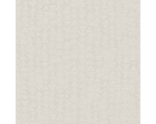Papier peint intissé 84861 Memento Graphique grège