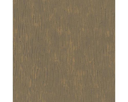 Papier peint intissé 84868 Memento rayures marron
