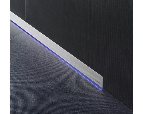 Eclairage pour caniveau de douche SPA Twin bleu