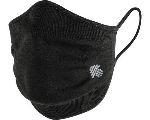Masque visage en tissu Community Mask Hammer Workwear noir, taille M