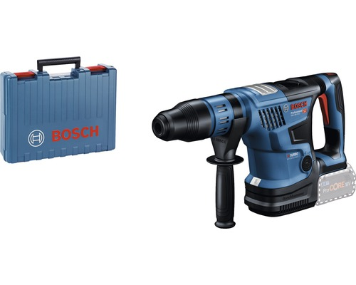 Marteau perforateur sans fil BITURBO avec SDS max Bosch Professional GBH 18V-36 C, sans batterie ni chargeur