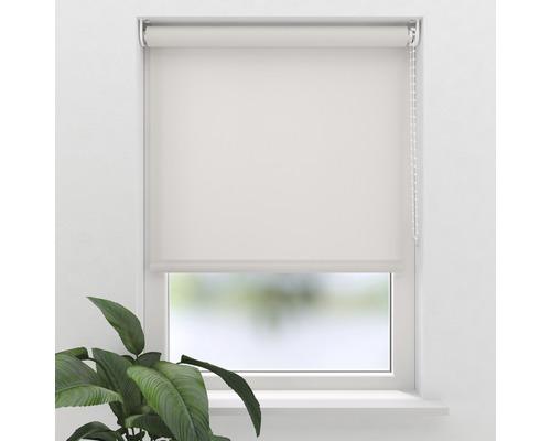 Store tamisant Soluna T1, uni blanc, 60x190cm