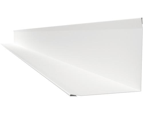 Angle intérieur PRECIT pour lambris RAL 9002 blanc gris longueur 2m