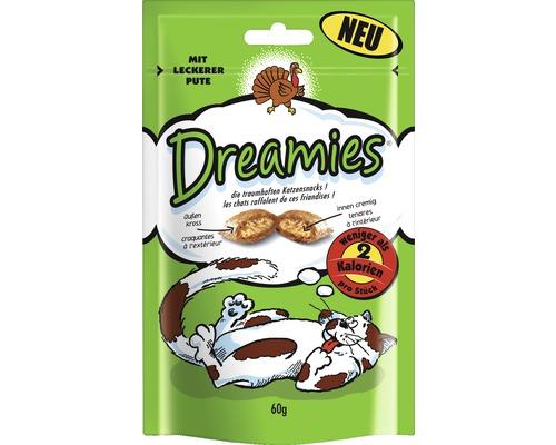 Dreamies avec dinde 60g