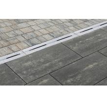 Rigole de drainage H-Drain rigole à fente 100x16x16cm-thumb-2