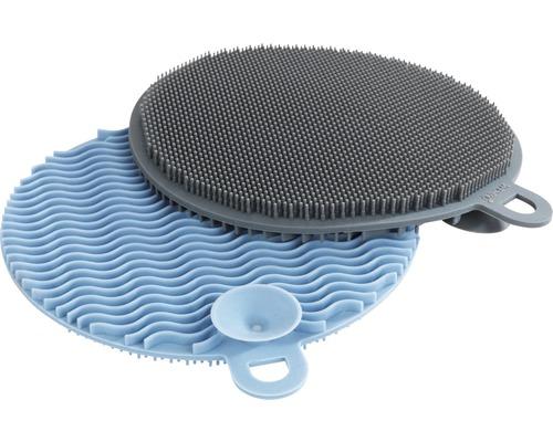 Éponges en silicone Wenko Soft rondes, par 2