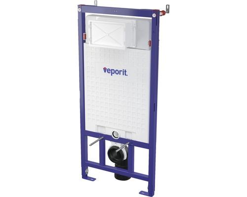 Bâti-support veporit. ICUBOX pour WC suspendu VP101/11202 avec conduit d''introduction