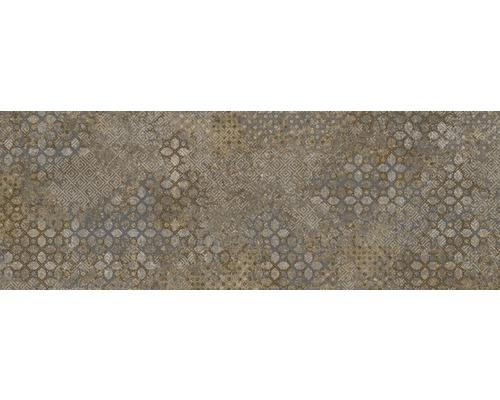 Carrelage décoratif en grès Downtown Copper 25x70cm