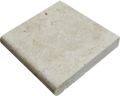 Échantillon de dalle de terrasse Flairstone Travertin Romana