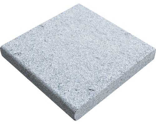 Échantillon de dalle de terrasse en granit Flairstone Phoenix gris
