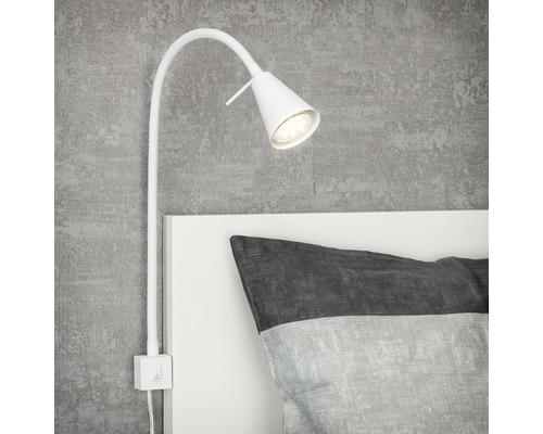 Applique murale lit LED 5W blanc