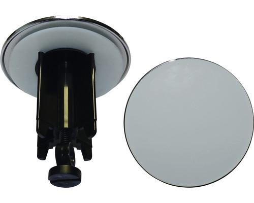 Bouchon excentrique chrome 63,8mm