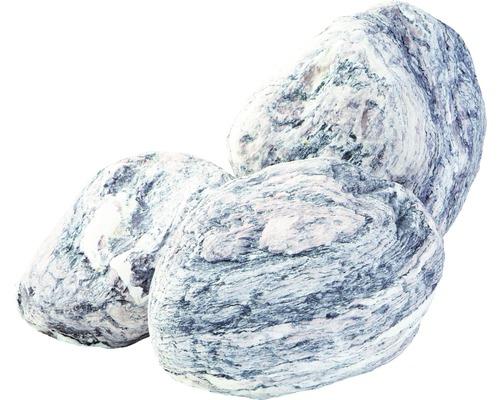 Gravier de marbre Zandobbio Matrix Viola 200-400 mm 600 kg anthracite