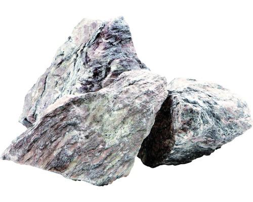 Gravillon de marbre Zandobbio Matrix Viola 200-400 mm 600 kg