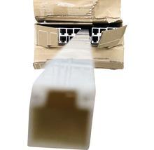 Conduît de câble Tehalit 15x15mm blanc pur 2m-thumb-1