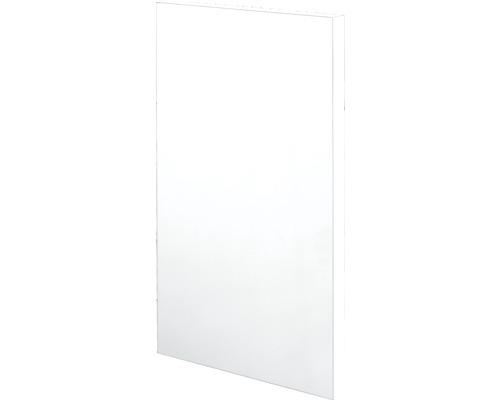 Kristallspiegel TIGER Items 30x50 cm Weiss