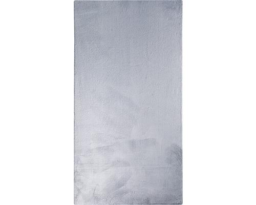 Tapis Romance gris chiné silver-grey 80x150 cm