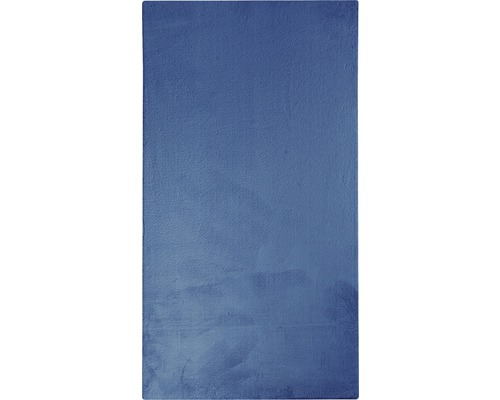 Tapis Romance bleu foncé navy blue 80x150 cm