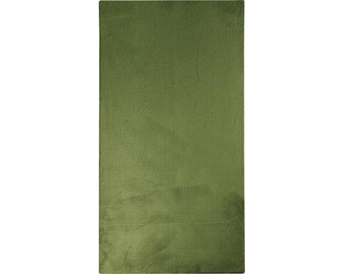 Tapis Romance kaki 80x150 cm