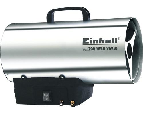 Canon à chaleur au gaz Einhell HGG 200 Niro Vario 20 kW