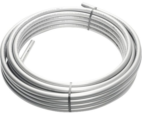 Tube d''alimentation en aluminium composite REHAU RAUTITAN stable 20x2,9 mm 100 m en couronne