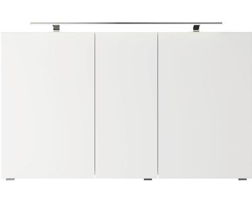 Armoire de toilette Pelipal Xpressline 4035 largeur 120 cm blanc