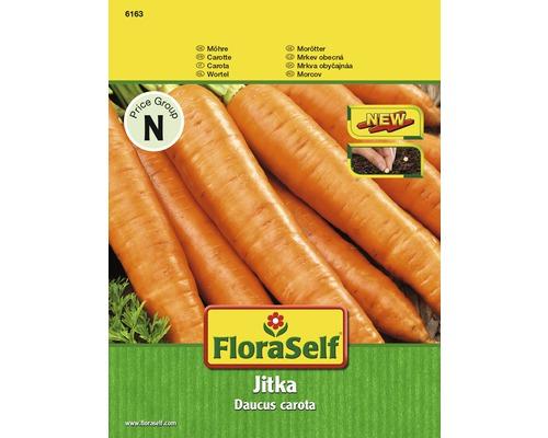 Carotte FloraSelf «Jitka» semences de légumes