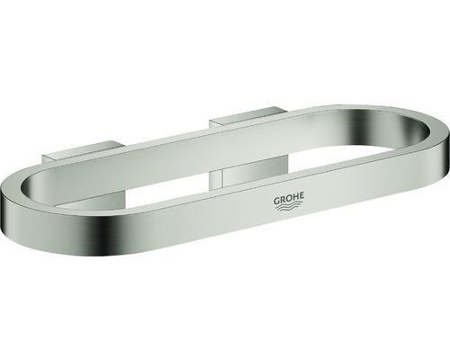 Anneau porte-serviettes GROHE Selection hard graphite brossé 41035AL0