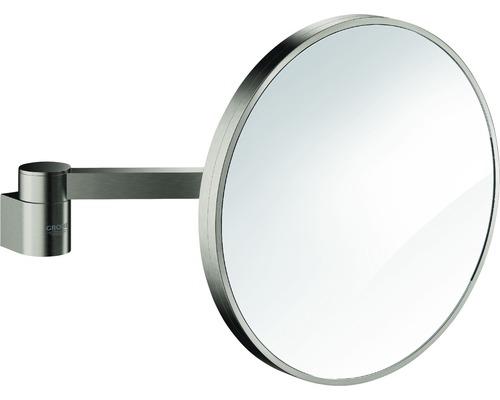 Kosmetikspiegel GROHE Selection hard graphite gebürstet 41077AL0