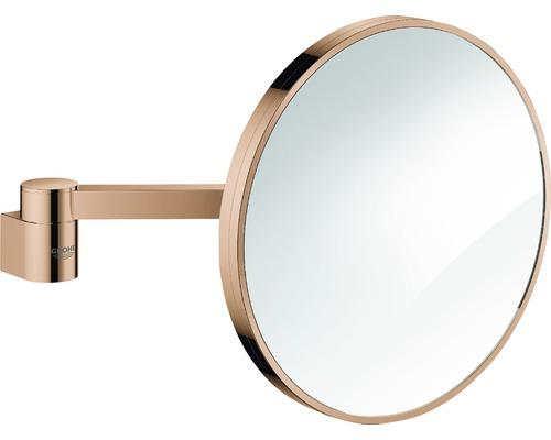 Miroir de maquillage GROHE Selection warm sunset poli 41077DA0