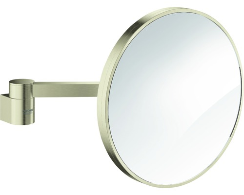 Kosmetikspiegel GROHE Selection nickel gebürstet 41077EN0