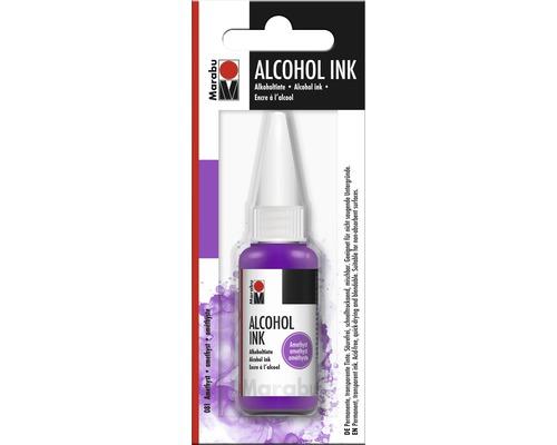 Marabu Alcohol Ink, améthyste 081, 20ml