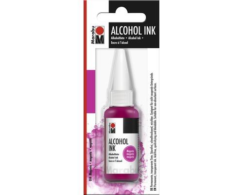 Marabu Alcohol Ink, magenta 014, 20ml