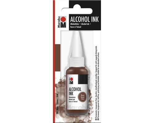 Marabu Alcohol Ink, marron 285, 20ml