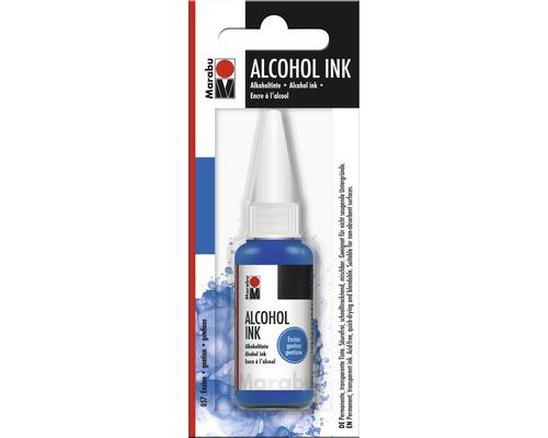 Marabu Alcohol Ink, gentiane 057, 20ml