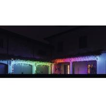 Filet lumineux multicolore Twinkly 190 LED avec Wi-Fi et commande via une appli-thumb-9