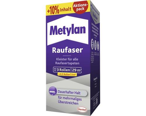 Colle à tapisser papier ingrain Metylan 180 g + 10%