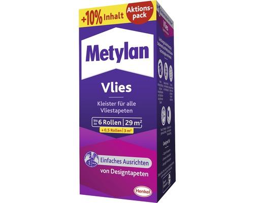 Colle à tapisser papier peint intissé Metylan 180 g + 10%