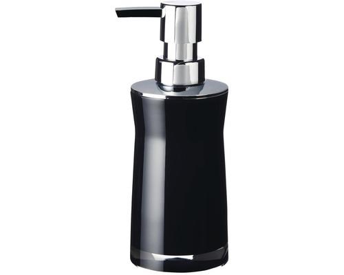 Distributeur de savon Disco noir