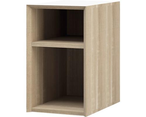 Meuble latéral Baden Haus Space largeur 30 cm chêne bruges 55037
