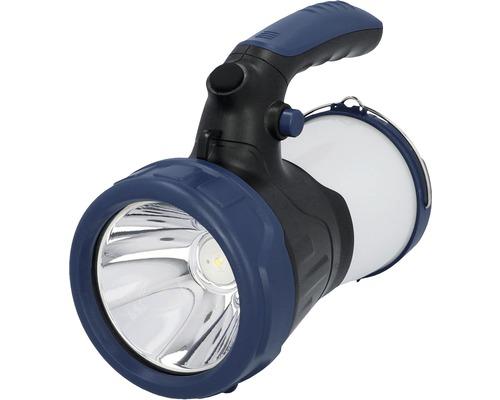 Projecteur LED à batterie multifonction 350 lm blanc bleu