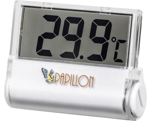 Thermomètre numérique AquaParts blanc/transparent
