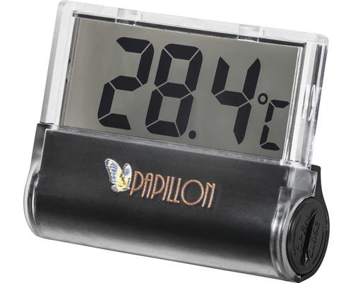 Thermomètre numérique AquaParts noir/transparent