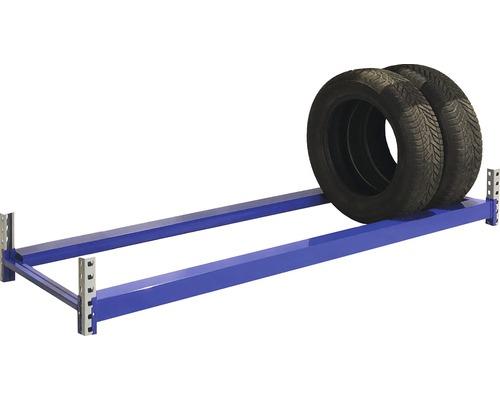 Niveau supplémentaire d'étagère à pneus Industrial 2000x600mm capacité de charge 500kg
