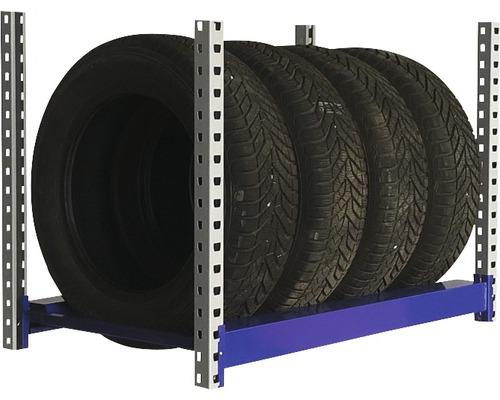 Niveau supplémentaire d'étagère à pneus Industrial 1000x600mm capacité de charge 500kg