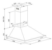 Küchenzeile Held Möbel Mailand 390 cm weiß hochglanz inkl. E-Geräte 638.1.6210-thumb-33