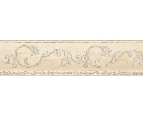 Frise Only Borders 8 Rameau beige 5 m x 13,2 cm