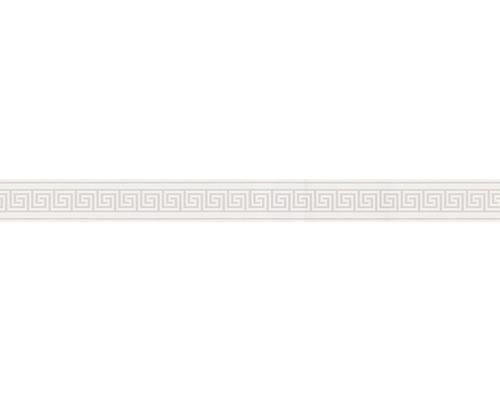 Frise Only Borders 8 argent blanc 5 m x 4,4 cm